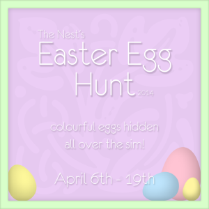 The Nest's Easter Egg Hunt 2014